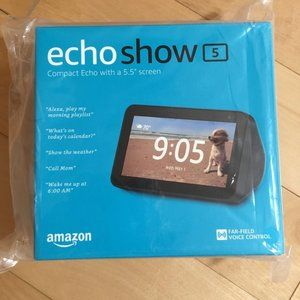 BRAND NEW Amazon echo show 5 - LOWEST PRICE ONLINE